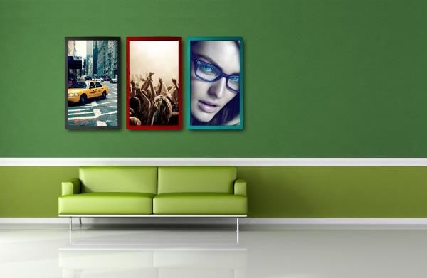 DD011 - Custom Digital Display for Interior Design