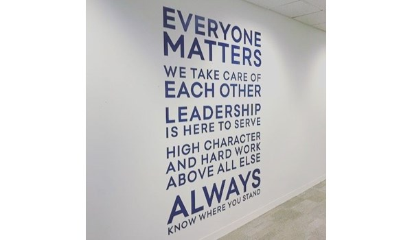 Wall Graphics - inspirational