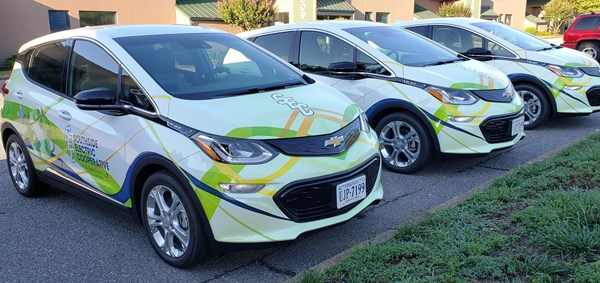 Full Vehicle Wraps for Southside Electric