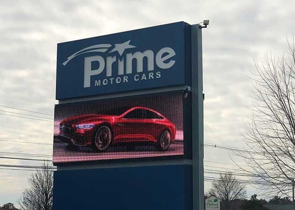 Digital LED Display signs